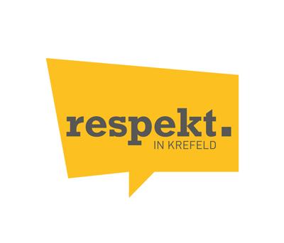 Logo respekt. In Krefeld